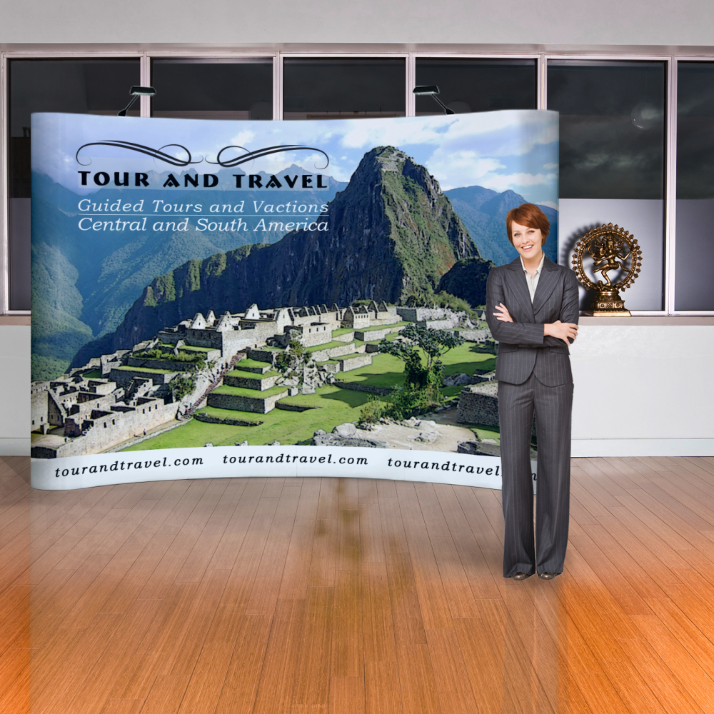 Tour and Travel Event and Banner