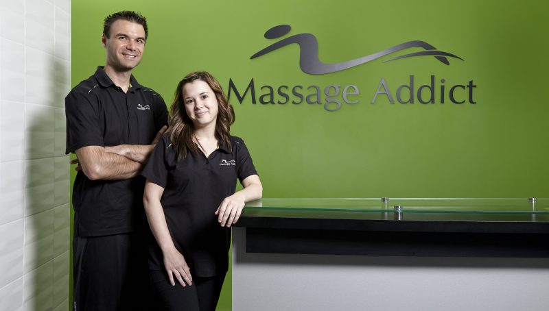 Massage Addict Store Promo