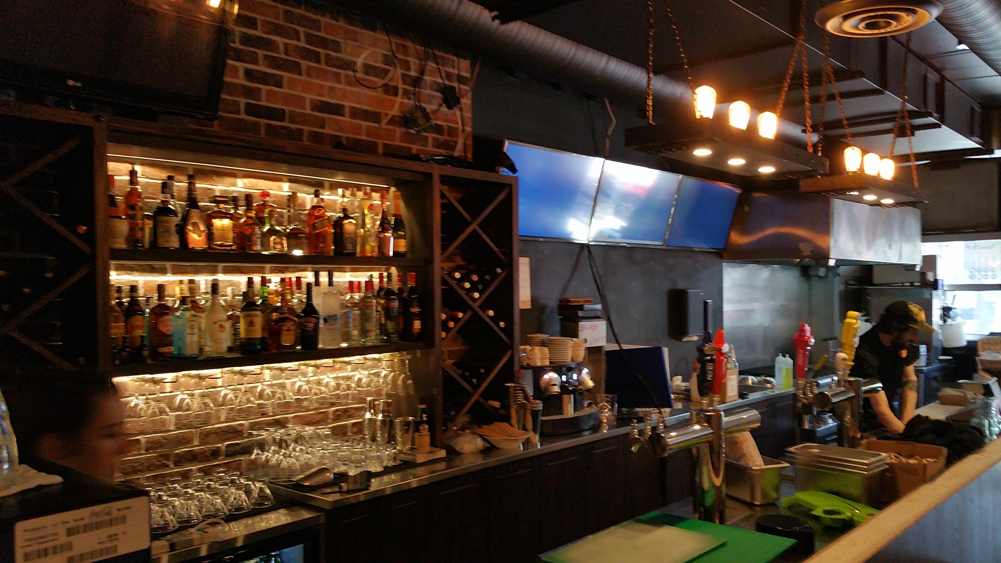 Vera's Burger Shack Store Bar