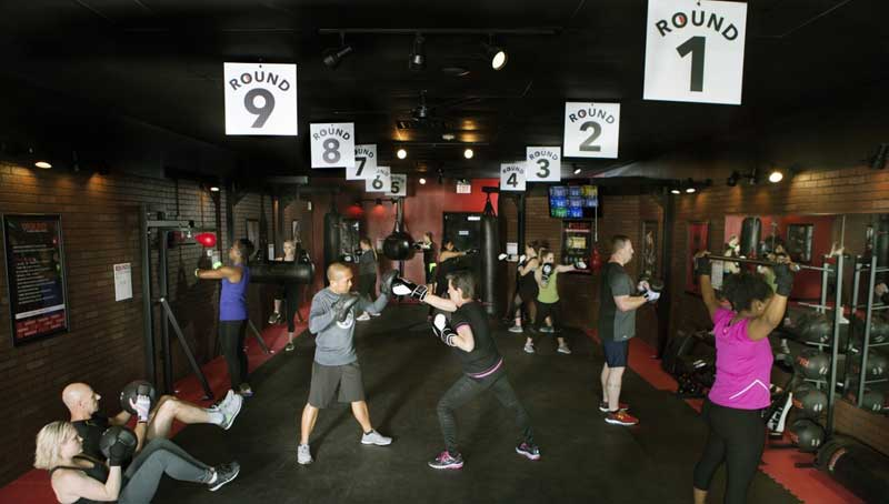 9Round Now Open In 600 Locations Around the World